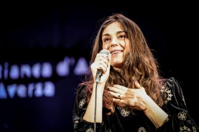 Isotta, vince il Premio Bianca D'Aponte con la bellezza del suo Io