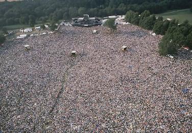 L'ultimo concerto dei Queen con Freddie Mercury