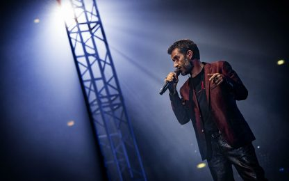 I 52 anni di Daniele Silvestri: la fotostoria del cantautore