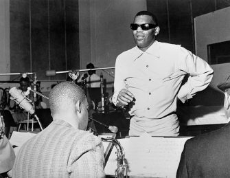 (Original Caption) Ray Charles, musician and singer. Filed 7/4/1962