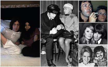 Da Yoko Ono a Linda McCartney: tutte le mogli dei Beatles. FOTO