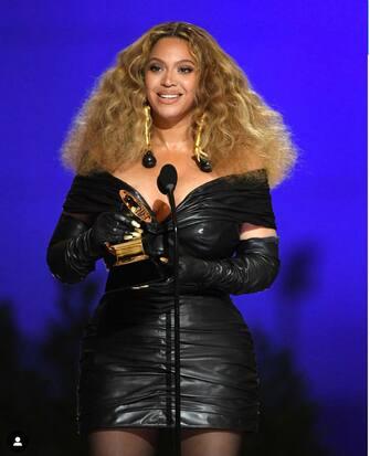 (KIKA) - LOS ANGELES -Grammy Awards 2021 Winners