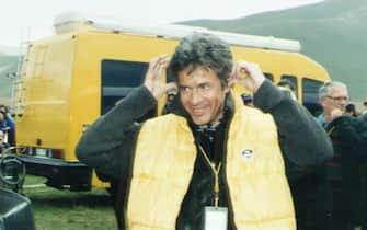 Claudio Baglioni a Castelluccio di Norcia