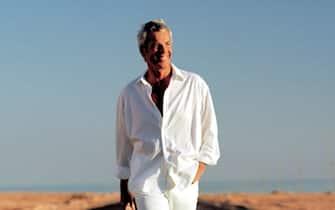 Claudio Baglioni a Lampedusa