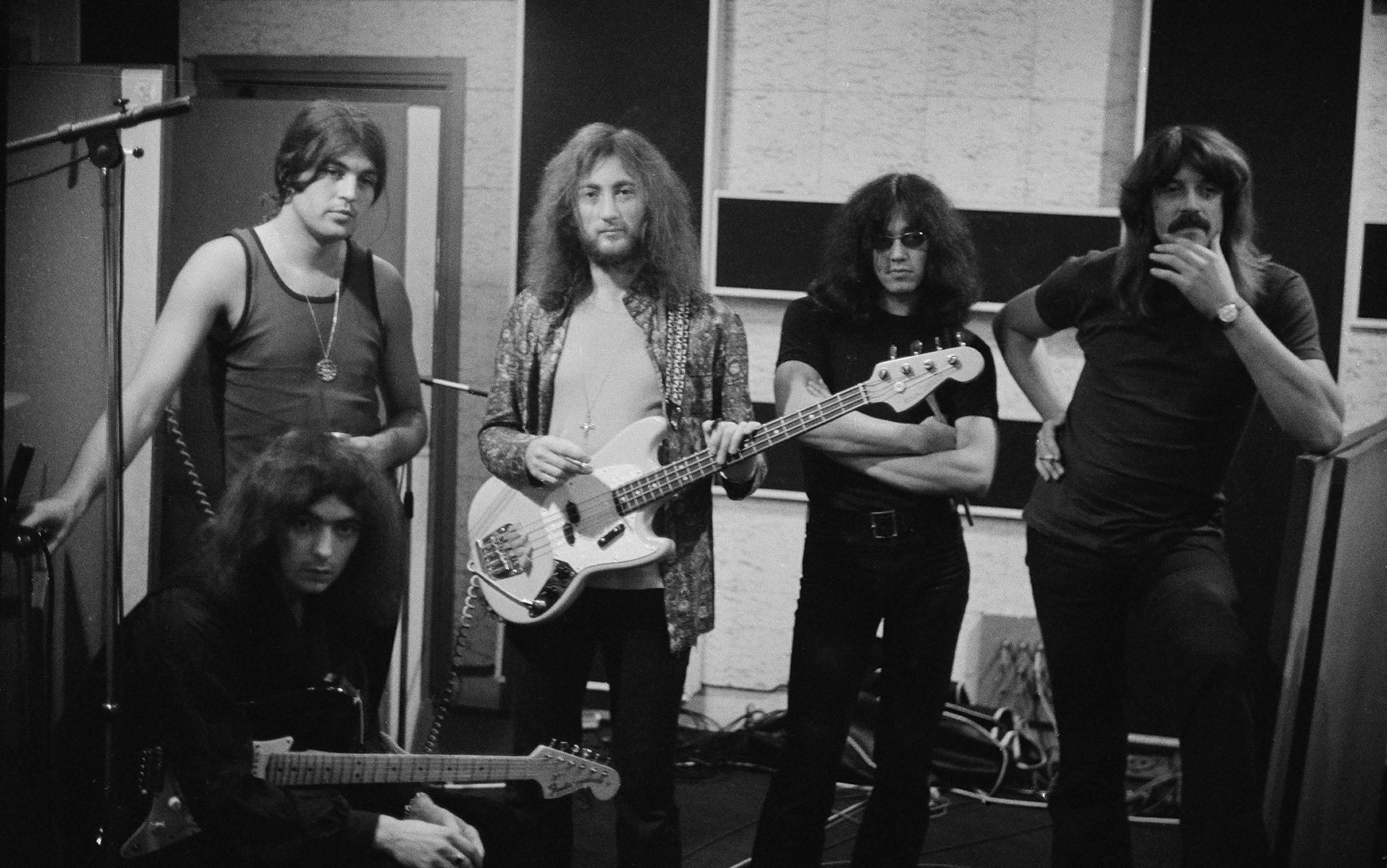 I Deep Purple nel 1970