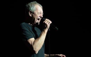 SEATTLE, WASHINGTON - SEPTEMBER 11: Singer Ian Gillan of Deep Purple performs live at the Paramount Theatre on September 11, 2019 in Seattle, Washington. (Photo by Jim Bennett/Getty Images)