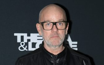 """NEW YORK, NEW YORK - JANUARY 28: Singer/songwriter Michael Stipe attends the """"Thelma & Louise"""" Women In Motion screening at Museum of Modern Art on January 28, 2020 in New York City. (Photo by Jim Spellman/Getty Images)"""