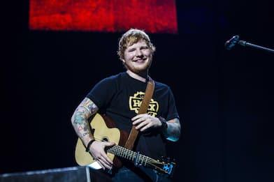 Ed Sheeran sponsorizzerà l'Ipswich Town, la sua squadra del cuore