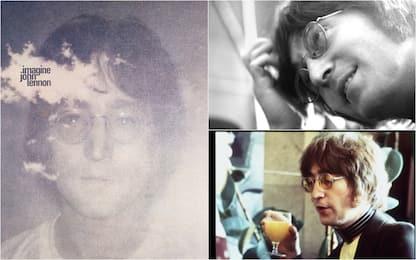 Imagine, 50 anni fa usciva il disco simbolo di John Lennon