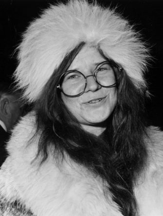 21st April 1969:  American blues rock singer Janis Joplin (1943 - 1970).  (Photo by Stroud/Express/Getty Images)