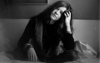 5th April 1969:  Rock singer Janis Joplin (1943 - 1970).  (Photo by Evening Standard/Getty Images)