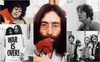 John Lennon, 80 anni fa la nascita di un mito intramontabile. FOTO