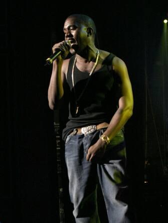 Kanye West (Photo by Rodrigo Varela/WireImage)