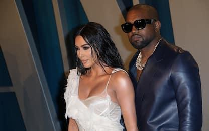 Kim Kardashian chiede il divorzio al marito Kanye West