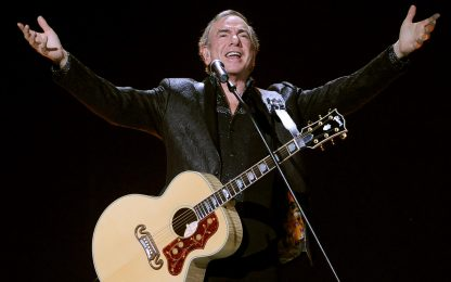 Tanti auguri Neil Diamond: la fotostoria del cantautore americano