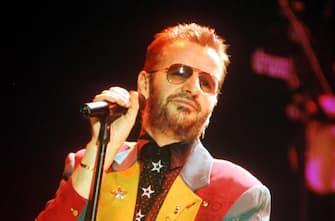 Ringo Starr, Ringo Starr (Photo by Brian Rasic/Getty Images)