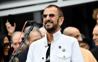 LOS ANGELES, CALIFORNIA - JULY 07: Musician Ringo Starr attends the 11th Annual Peace and Love Birthday Celebration honoring Ringo Starr's 79th birthday at Capitol Records Tower on July 07, 2019 in Los Angeles, California. (Photo by Scott Dudelson/Getty Images)