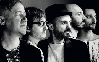 Le 100 facce della musica italiana su Rolling Stone: Subsonica. Roma, 4 febbraio 2015. ANSA/GIOVANNI GASTEL  +++ ANSA PROVIDES ACCESS TO THIS HANDOUT PHOTO TO BE USED SOLELY TO ILLUSTRATE NEWS REPORTING OR COMMENTARY ON THE FACTS OR EVENTS DEPICTED IN THIS IMAGE; NO ARCHIVING; NO LICENSING +++