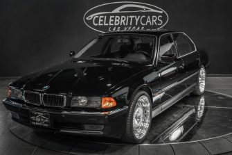 THIS IMPORTANT piece of pop culture history could be yours for just US$1.5 million after going on sale in Las Vegas, Nevada. The item in question is a Black 1996 BMW 7-Series once leased by Death Row Records, the label founded by Hip-Hop pioneers, the legendary Dr. Dre and controversial Suge Knight. However, the vehicle is most well-known for being the car in which rapper, Tupac Shakur, was famously shot and killed in 1996, in what was and still is one of the biggest events in the history of modern music. Celebrity Cars Las Vegas / mediadrumworld.com (Celebrity Cars Las Vegas / media / IPA/Fotogramma, Las Vegas - 2018-02-28) p.s. la foto e' utilizzabile nel rispetto del contesto in cui e' stata scattata, e senza intento diffamatorio del decoro delle persone rappresentate