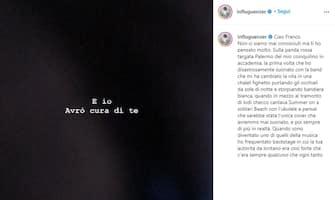 Lodo Guenzi posta unr ricordo di Franco Battiato poco dopo la sua morte