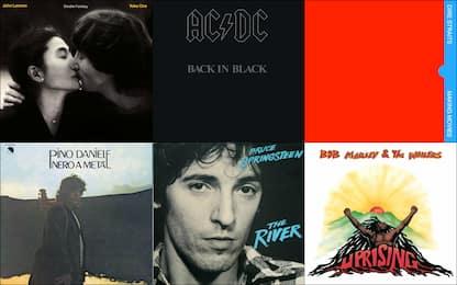 I migliori album del 1980