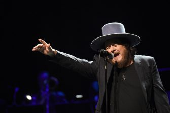 NEW YORK, NEW YORK - DECEMBER 09:  Zucchero performs onstage during The Rainforest Fund 30th Anniversary Benefit Concert Presents 'We'll Be Together Again' at Beacon Theatre on December 09, 2019 in New York City. (Photo by Kevin Mazur/Getty Images for The Rainforest Fund)