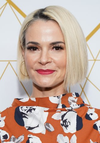 WEST HOLLYWOOD, CALIFORNIA - SEPTEMBER 21: Leisha Hailey attends the Showtime Emmy Eve Nominees Celebrations at San Vincente Bungalows on September 21, 2019 in West Hollywood, California. (Photo by Rachel Luna/Getty Images)