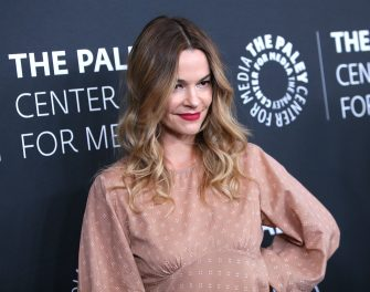 BEVERLY HILLS, CA - OCTOBER 12:  Actress Leisha Hailey attends Paley Honors in Hollywood: A Gala Celebrating Women in Television at the Beverly Wilshire Four Seasons Hotel on October 12, 2017 in Beverly Hills, California.  (Photo by David Livingston/Getty Images)