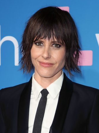 """LOS ANGELES, CALIFORNIA - DECEMBER 02: Katherine Moennig attends the premiere of Showtime's """"The L Word: Generation Q"""" at Regal LA Live on December 02, 2019 in Los Angeles, California. (Photo by David Livingston/Getty Images)"""