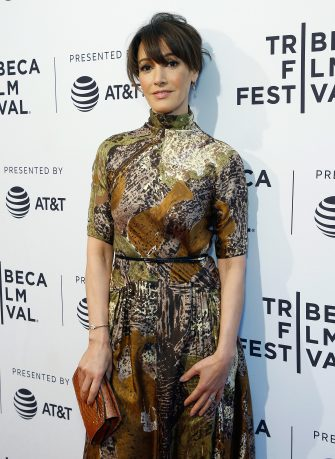 """NEW YORK, NY - APRIL 24:  Jennifer Beals attends """"In The Soup"""" during the 2018 Tribeca Film Festival at SVA Theater on April 24, 2018 in New York City.  (Photo by John Lamparski/WireImage)"""