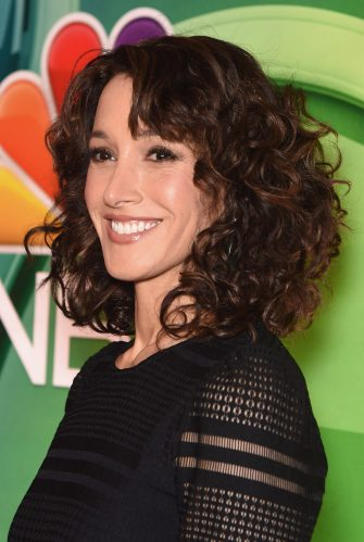 NEW YORK, NY - MARCH 02:  Actress Jennifer Beals attends the NBCUniversal Press Junket at the Four Seasons Hotel New York on March 2, 2017 in New York City.  (Photo by Gary Gershoff/WireImage)
