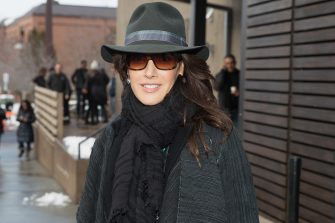 PARK CITY, UT - JANUARY 20:  Actress Jennifer Beals is sighted during the Sundance Film Festival on January 20, 2017 in Park City, Utah.  (Photo by Mat Hayward/GC Images)