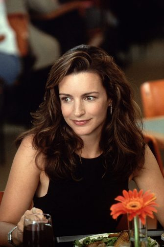 """385528 08: Actress Kristin Davis Stars As Charlotte In The Hbo Comedy Series """"Sex And The City"""" The Third Season.  (Photo By Getty Images)"""