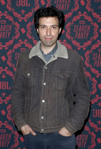 """NEW YORK, NY - NOVEMBER 08:  Director Alex Karpovsky attends the season 2 premiere of """"Search Party"""" hosted by TBS at Public Arts at Public on November 8, 2017 in New York City.  (Photo by Jim Spellman/WireImage)"""