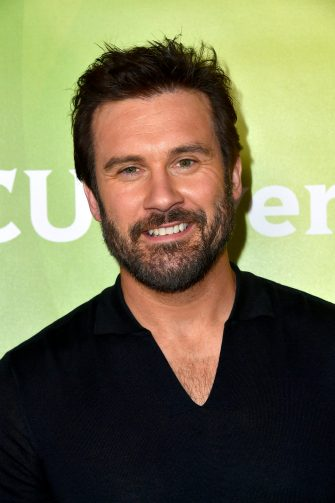 PASADENA, CALIFORNIA - JANUARY 11: Clive Standen attends the 2020 NBCUniversal Winter Press Tour 45 at The Langham Huntington, Pasadena on January 11, 2020 in Pasadena, California. (Photo by Frazer Harrison/Getty Images)