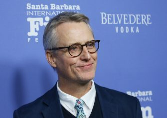 SANTA BARBARA, CALIFORNIA - JANUARY 17: Linus Roache attends the 35th Annual Santa Barbara International Film Festival - The Outstanding Performers Of The Year Award held on January 17, 2020 in Santa Barbara, California. (Photo by Michael Tran/Getty Images)