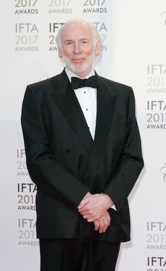 DUBLIN, IRELAND - APRIL 08: John Kavanagh attends the IFTA Film & Drama Awards on April 8, 2017 in Dublin, Ireland.  (Photo by Phillip Massey/Getty Images)