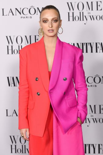 WEST HOLLYWOOD, CALIFORNIA - FEBRUARY 06: Georgia Hirst attends the Vanity Fair and Lancôme Women in Hollywood celebration at Soho House on February 06, 2020 in West Hollywood, California. (Photo by Presley Ann/Getty Images)