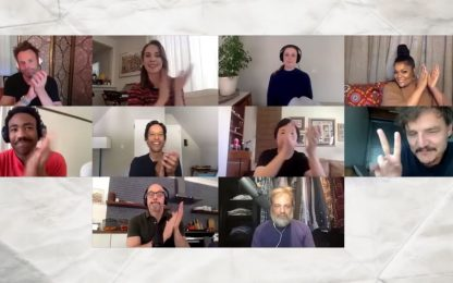 Community, la reunion del cast. VIDEO