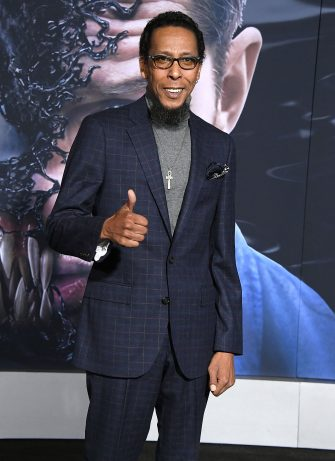 """WESTWOOD, CA - OCTOBER 01:  Ron Cephas Jones arrives at the Premiere Of Columbia Pictures' """"Venom""""  at Regency Village Theatre on October 1, 2018 in Westwood, California.  (Photo by Steve Granitz/WireImage)"""