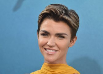 """Actress Ruby Rose attends the US premiere of Warner Brothers Pictures """"The Meg"""" in Los Angeles, California, on August 06, 2018. (Photo by LISA O'CONNOR / AFP)        (Photo credit should read LISA O'CONNOR/AFP via Getty Images)"""