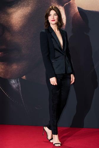 BERLIN, GERMANY - OCTOBER 21:  Cobie Smulders attends the 'Jack Reacher: Never Go Back' Berlin Premiere at CineStar Sony Center on October 21, 2016 in Berlin, Germany.  (Photo by Matthias Nareyek/WireImage)