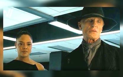Westworld 4: l'Uomo in Nero contro tutti nella prossima stagione