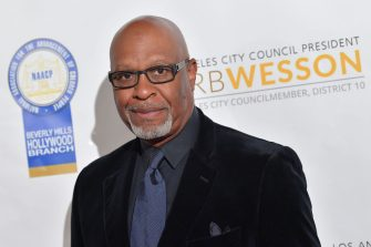 LOS ANGELES, CALIFORNIA - JUNE 17: James Pickens Jr. attends the 28th Annual NAACP Theatre Awards at Millennium Biltmore Hotel on June 17, 2019 in Los Angeles, California. (Photo by Amy Sussman/Getty Images)