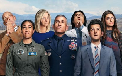 Space Force 2, news sul sequel della serie con Steve Carell