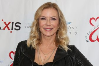 LOS ANGELES, CALIFORNIA - FEBRUARY 15: Actress Katherine Kelly Lang attends the Open Hearts Foundation 10th Anniversary Gala at SLS Hotel at Beverly Hills on February 15, 2020 in Los Angeles, California. (Photo by Paul Archuleta/Getty Images)