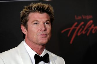 LAS VEGAS, NV - JUNE 19:  Actor Winsor Harmon arrives at the 38th Annual Daytime Entertainment Emmy Awards held at the Las Vegas Hilton on June 19, 2011 in Las Vegas, Nevada.  (Photo by David Becker/Getty Images)