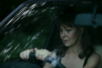 Picture Shows:  Kathryn (HELEN McCRORY)