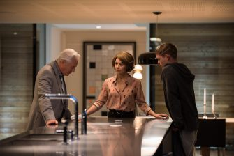 Picture Shows:  Max (RICHARD GERE), Kathryn (HELEN McCRORY)