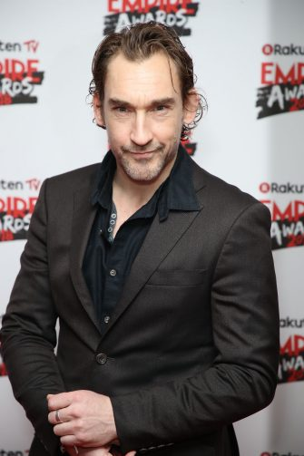 LONDON, ENGLAND - MARCH 18:  Joseph Mawle attends the Rakuten TV EMPIRE Awards 2018 at The Roundhouse on March 18, 2018 in London, England.  (Photo by Mike Marsland/Mike Marsland/WireImage)